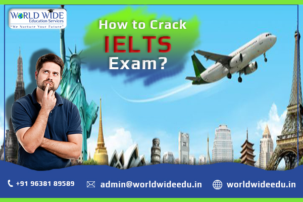 how to crack IELTS exam?