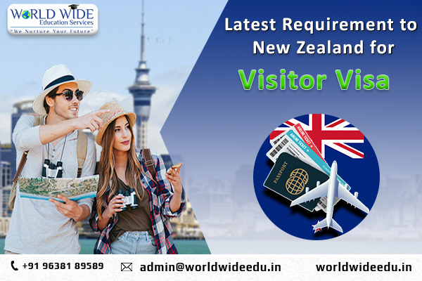 visitor visa for new zealand
