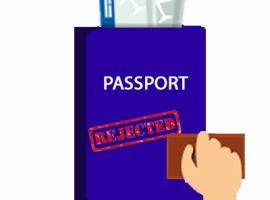 usa visa rejected